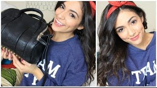What's in my purse??? 2014 ♡ + Win my purse essentials! Thumbnail