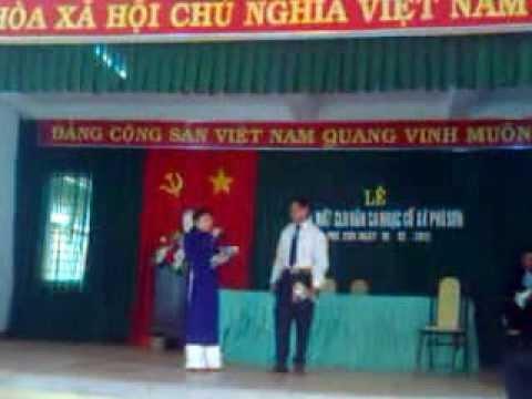 tân cổ Cô gái tưới đậu - CLB Dân ca cổ nhạc xã Phú Sơn