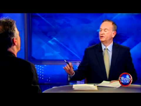 Part 2: Jon Stewart Goes Head-to-Head With Bill O'Reilly