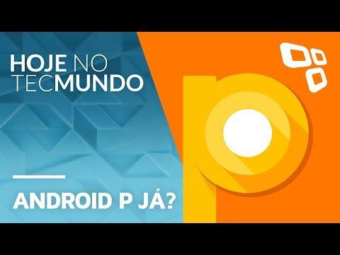 Android P, MacBook Air mais barato, novas no Whats e mais - Hoje no TecMundo
