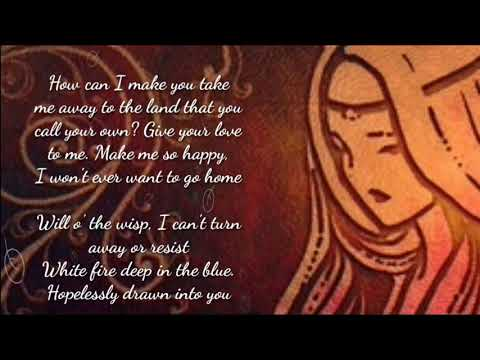 Erutan ` ¸` ♡• Will O The Wisp ¸`  lyrics