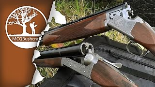 Bushcraft Clay Pigeon Shooting with Friends