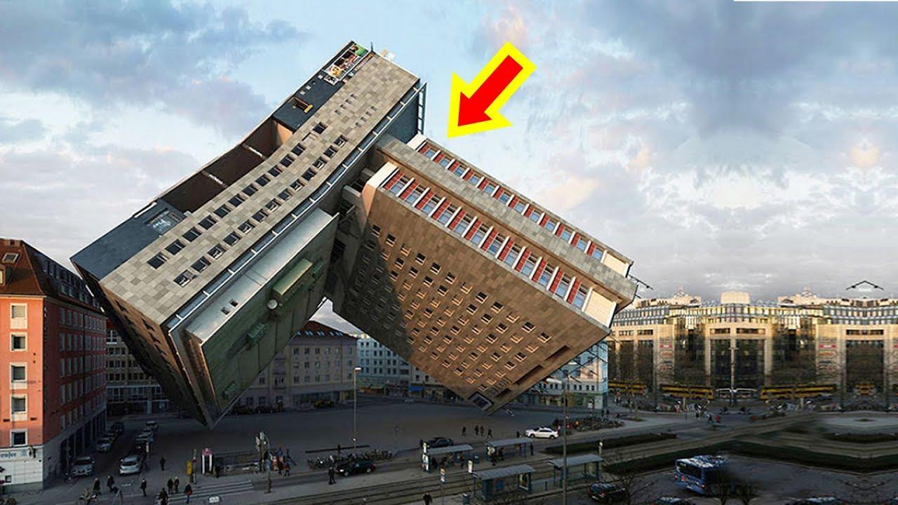 14 Weirdest buildings in the World