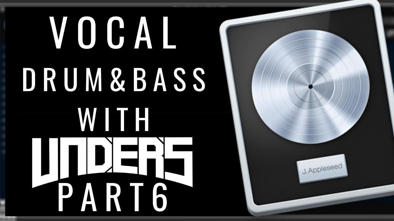 Studio strings logic pro x - Vocal dnb production Part6