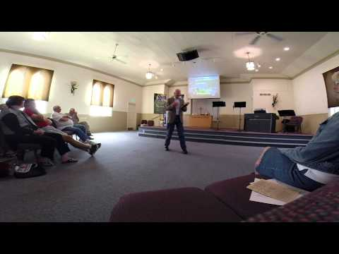 Discovery Christian Church of Bend, Oregon - Judge Gideon's Story