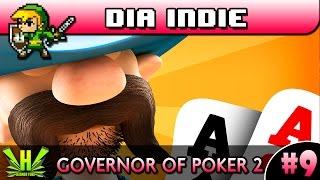 Bom e Velho Texas! | GOVERNOR OF POKER 2 - Dia Indie #9