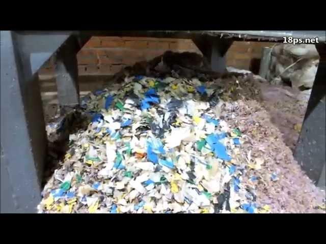 ПК Полимерстрой18 - дробилки универсальные для пластиков