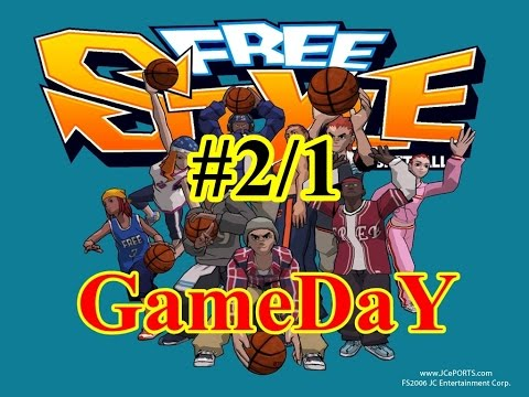 GameDaY - FreeStyle Street Basketball #2/1