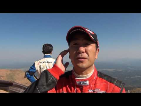 """Race to the cluds"" 2012 PIKES PEAK INTERNATIONAL HILL CLIMB"
