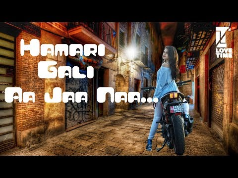 Romantic Whatsapp Status Hamari Gali Full Screen HD