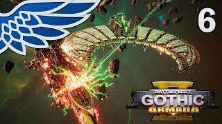 BATTLEFLEET GOTHIC ARMADA 2 | Necrons vs Imperial Part 6 - BFG Armada 2 Beta Gameplay