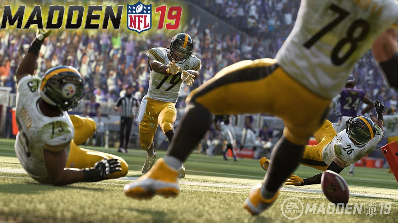 MADDEN 19 OFFICIAL NEWS (Player Archetypes, 3v3, Gameplay Enhancements & CFM)