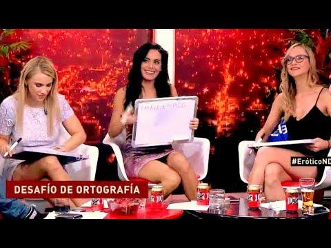 Flavia Fucenecco & Casandra Zamorano & Mery Salas