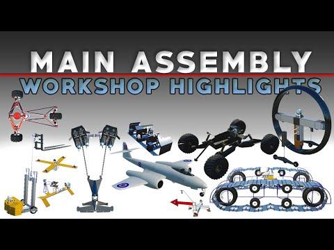 Main Assembly - Workshop Highlights #01 |