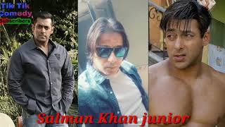 Salman Khan junior Tik Tok video