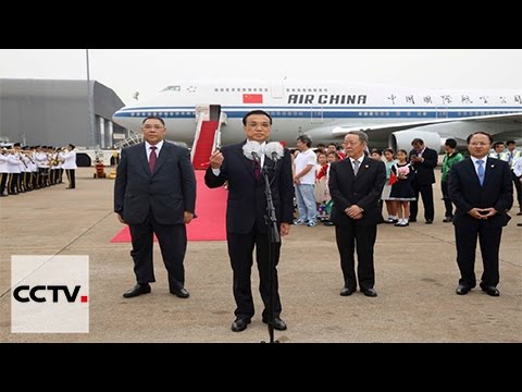 Chinese Premier Li Keqiang finishes visit to Macao