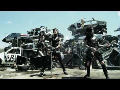 Black Veil Brides -  The Legacy (OFFICIAL MUSIC VIDEO)