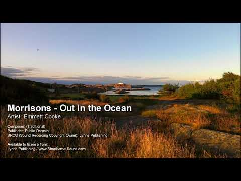 Morrisons - Out in the Ocean - Emmett Cooke (Lynne Publishing)