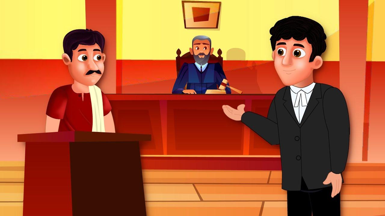 वकील साब की सफलता Hindi Kahaniya | Bedtime Moral Stories | Hindi Fairy Tales | Fairytale Stories