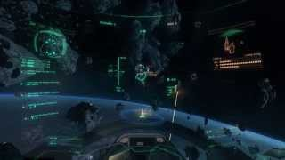 Star Citizen 1.1.5 Arena Commander Gameplay