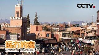 《远方的家》 20190521 一带一路(493) 摩洛哥 旅游之都——马拉喀什| CCTV中文国际