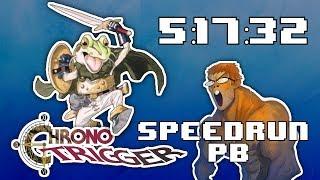 Chrono Trigger 100% Speedrun PB (5:17:32)