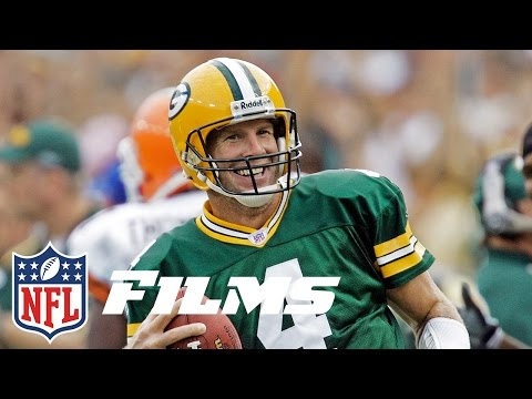 #8 Brett Favre | NFL Films | Top 10 Quarterbacks of All Time