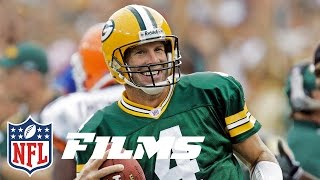 #8 Brett Favre | NFL Films | Top 10 Quarterbacks of All Time