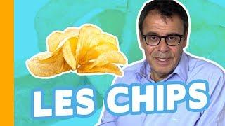 Chips à l'Ancienne, Chips Allégées, Chips de légumes... Vous Allez Tout Savoir