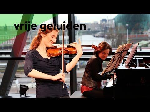 Hanna Shybayeva & Maria Milstein - Poulenc/ Sonata – part III (Live @ Amsterdam)