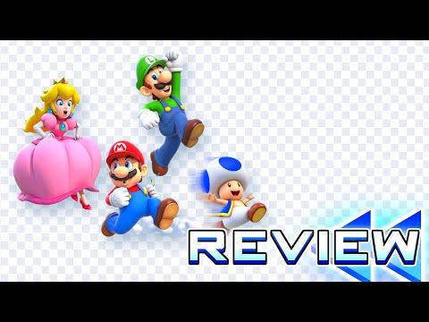 Review - Super Mario 3D World