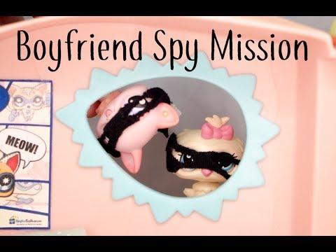 LPS Boyfriend Spy Mission