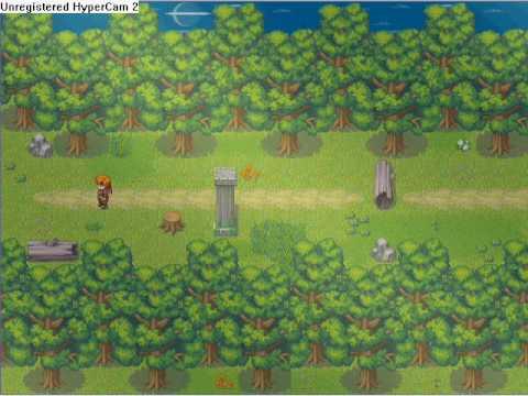 Rpg Maker Xp Game - Avalon Part 2 (Better Version!)