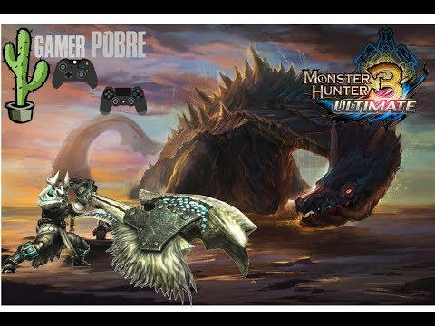 Monster Hunter 3 Ultimate - Save Editor 3DS Español - YouTube