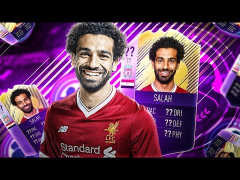 98 PLAYER OF THE YEAR SALAH!