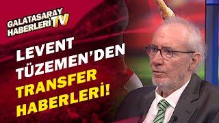 Ghezzal Galatasaray'a Transfer Olacak Mı? Onyekuru Takımda Kalacak Mı? Levent Tüzemen Açıkladı!