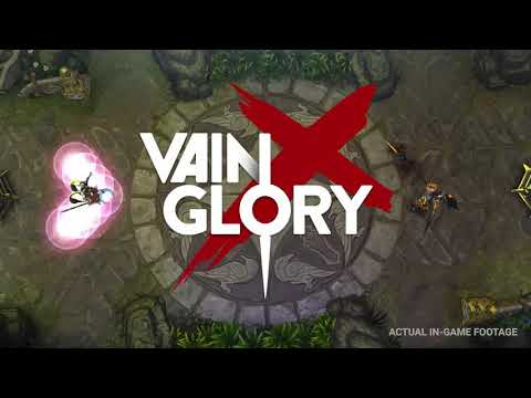 Vainglory Steam Gameplay Trailer
