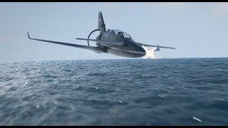 Conoce al primer avión militar 100% mexicano: Pegasus P-400T