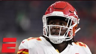 Kareem Hunt's release a result of 'choices people make' - Louis Riddick | SportsCenter