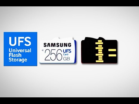 Future Memory Cards | Fastest Memory Card | UFS 1.0