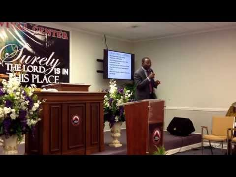 Pastor Stephen Adeniyi-Joseph - Divine Attributes Of Mercy