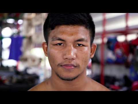 Rodtang's INTENSE Muay Thai Training
