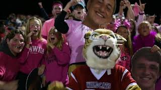 Whippany Park's Wildcat for #NJmascotchallenge
