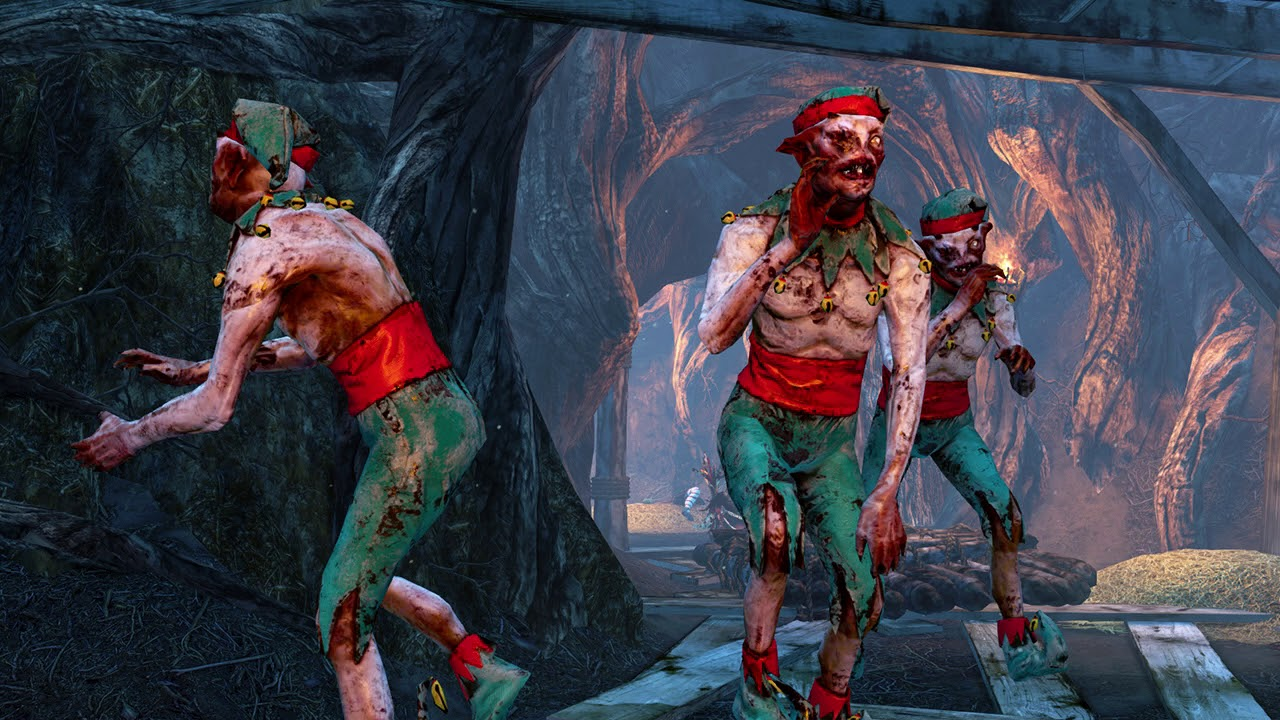 Killing Floor 2 Krampus Christmas - Cyst Quotes - YouTube