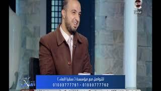 لقاء الشيخ / أحمد علوان و المدير التنفيذي لمؤسسة سقيا الماء