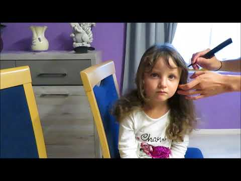 Braiding Little Girls' Hair /2 Sweet Little Girls