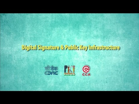 The Story of Digital Signatures and Public Key Infrastructure