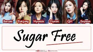 T-ARA - Sugar Free (Easy Lyrics + Indo Sub) by GOMAWO