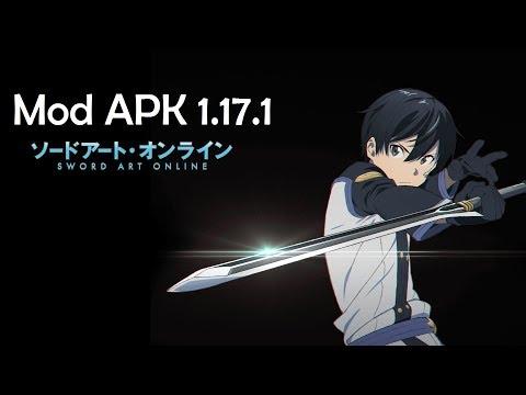 sword art online black swordsman mod apk