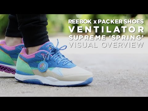 22bc4d5fa75 Packer Shoes x Ventilator Supreme  Spring  - Visual Overview